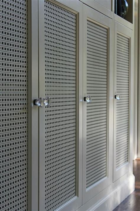 decorative mesh for cabinet doors 7 secrets for living with a flat screen tv cord control