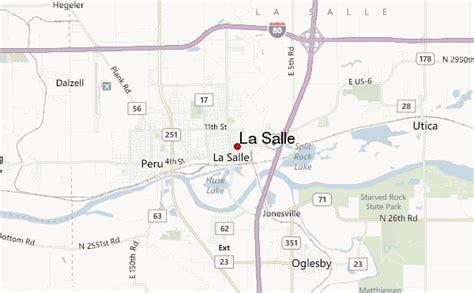 la salle address lasalle location guide