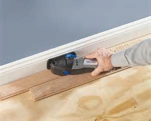 laminate flooring cutting laminate flooring with a dremel