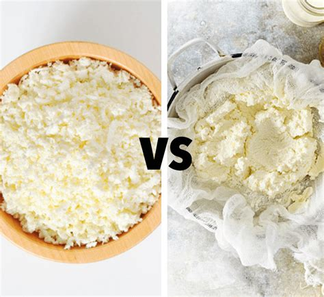 moroccan cuisine which is healthier cottage cheese or ricotta healthy