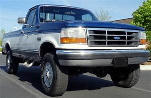 1995 Ford F250 Xlt  Single Cab 4x4  2 Owners  All Original
