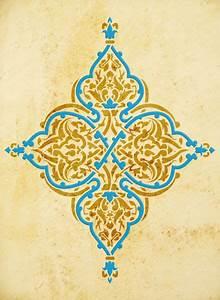 Orientalische Muster Zum Ausdrucken : wandschablonen arabeske schablono ~ A.2002-acura-tl-radio.info Haus und Dekorationen