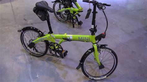 mini folding bike mini folding bike in 3d 4k uhd
