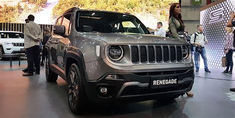 nuevo jeep renegade las versiones sport  trailhawk