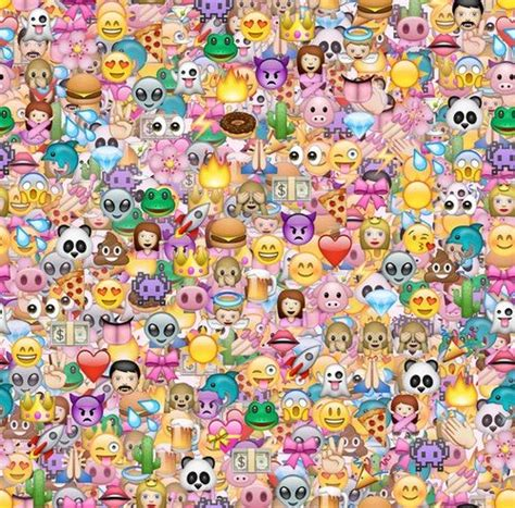 Love Emoji Backgrounds