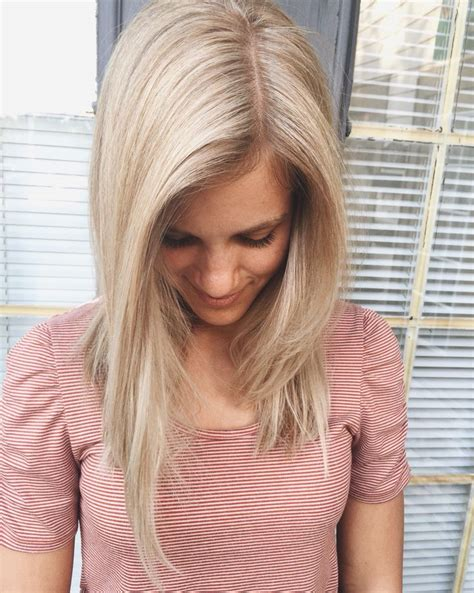 Blond Hair by Adorable Beige Hairstyles The Haircut Web