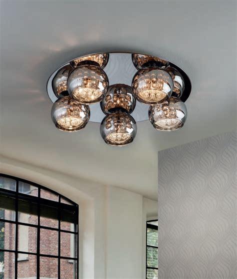 led glass pendant lights flush led smoked glass pendant light