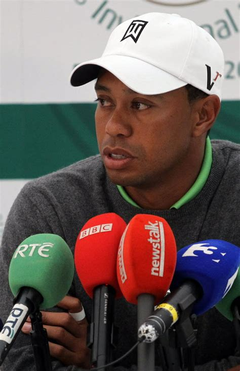 Tiger Woods gets to-the-point questions about scandal ...