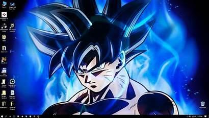 Dragon Ball 4k Super Dbz Goku Instinct