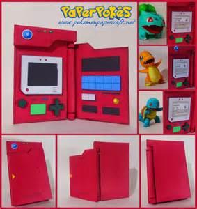 Pokemon Papercraft Pokedex