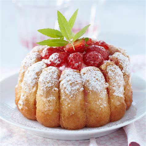 dessert au fraise facile aux fraises tupperware jpg