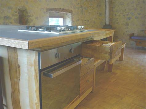 meuble cuisine en bois massif meuble cuisine bois recycl de maison ptoir en bois recycl