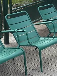 Mobilier De Jardin Fermob : fermob luxembourg chair armchair lounge low outdoor furniture jardin garden ~ Dallasstarsshop.com Idées de Décoration