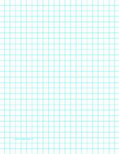 printable graph paper with one line per centimeter on With graph paper letter size