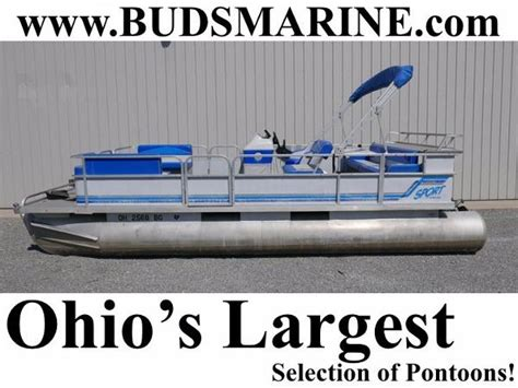 Pontoon Boats For Sale In Ohio by Used Pontoon Boats For Sale In Ohio Page 3 Of 3 Boats