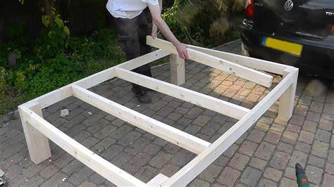 single bunk bed plans heavy duty diy bed