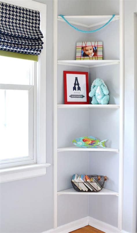home  apartment ideas  diy diy corner shelf