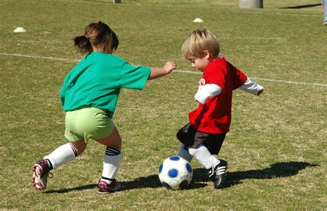 self regulation for adhd and executive functioning by 654 | kids playing soccer