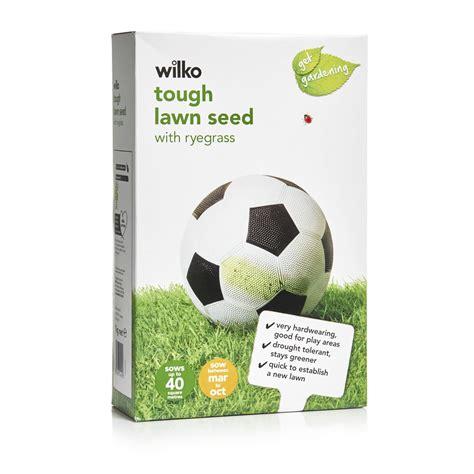 tough grass seed wilko tough lawn seed 1kg at wilko com