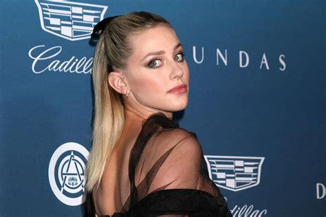 Lili Reinhart insists candid new interview was about ...