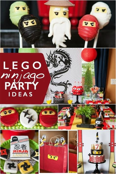 lego ninjago birthday party spaceships  laser beams
