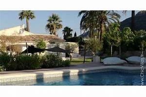 tres belle villa a louer an espagne avec piscine blanca javea With location villa costa blanca avec piscine