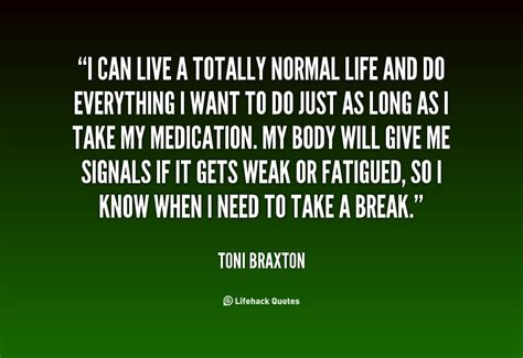 normal life quotes quotesgram