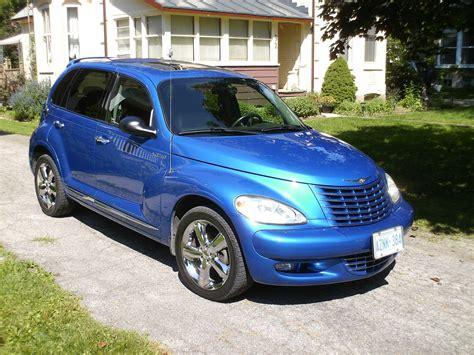 2004 Chrysler Pt Cruiser Gt Chrysler Gt Cruiser Concept