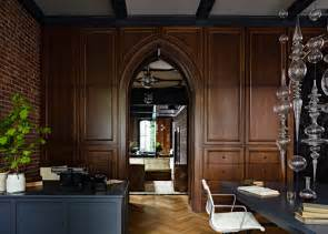 heritage home interiors office by helgerson interior design portland usa