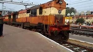 Bhubaneswar bound 11019 Konark Express departs from ...
