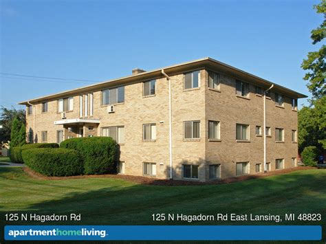 Apartments Lansing Mi by 125 N Hagadorn Rd Apartments East Lansing Mi Apartments