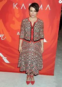 Alyssa Milano à la présentation de Variety's Power of ...