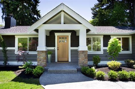 house exterior update exterior remodel modern cottage