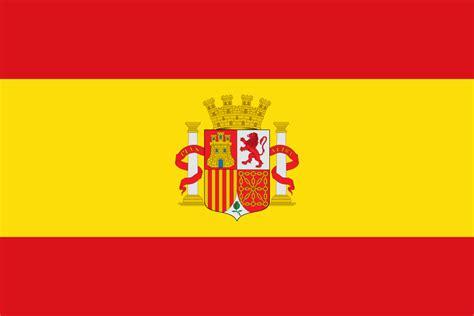 filebandera espanola  escudo republicanosvg wikimedia commons