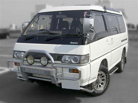 Mitsubishi Delica Modification by Mitsubishi Delica Starwagon Best Photos And Information