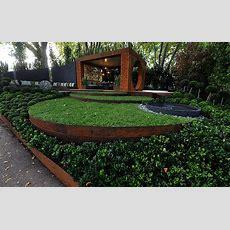 Garten Gestalten Mit Rasenkante Und Beetumrandung Aus