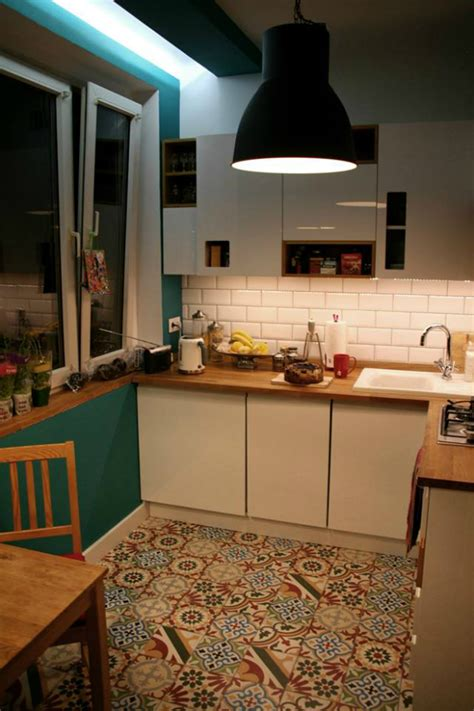 cozy small kitchen  ck kwadrat decoholic