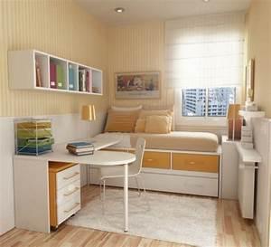 Aménagement Petite Chambre Ado : 50 id es pour l 39 am nagement d 39 une chambre ado moderne ~ Teatrodelosmanantiales.com Idées de Décoration