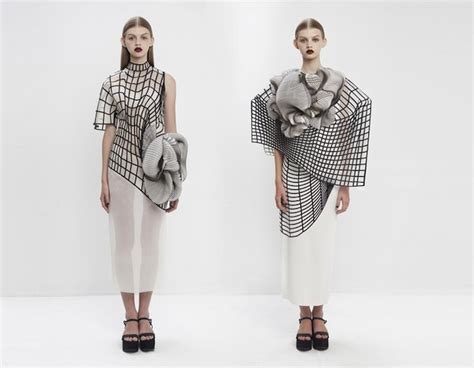 innovative fashion collection designed   printing