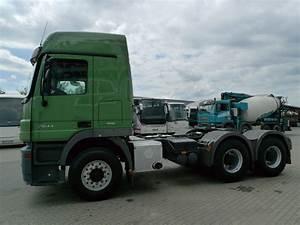 Le Système Abs Est Obligatoire Sur Les Véhicules Neufs : tracteur mercedes benz actros type 2644 6x4 soredine camions et v hicules industriels ~ Maxctalentgroup.com Avis de Voitures