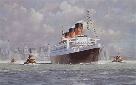 472 Best Images About Paintings Of Steamships & Motor