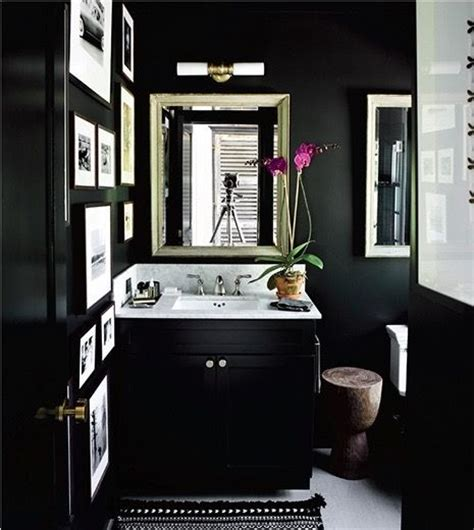 black bathrooms ideas black bathroom black white colored bathroom design