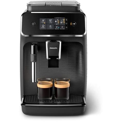 This fully automatic steam cleaning process operates after every drink, allowing you to simply sit back and enjoy a great cup of coffee. Shop Philips 2200 Series Fully Automatic Espresso Machine w/ Milk Frother - Free Shipping Today ...
