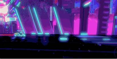 Neon Games Wasteland Cool Pixel Gifs Animated