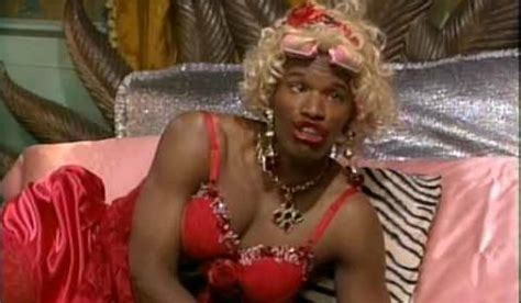 in living color shanaynay foxx as wanda in living color i admire