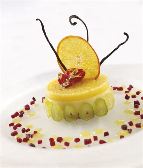recette de cuisine gastronomique dessert gastronomique recette