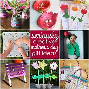 Seriously Creative Mother's Day Gifts from Kids - Crafty ...