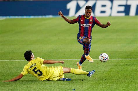 Barca takes Ansu Fati show to Vigo, Real Madrid host ...