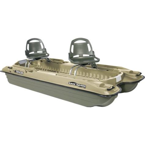 Boat Accessories Academy by Pelican Bass 10e Fishing Boat Accessories