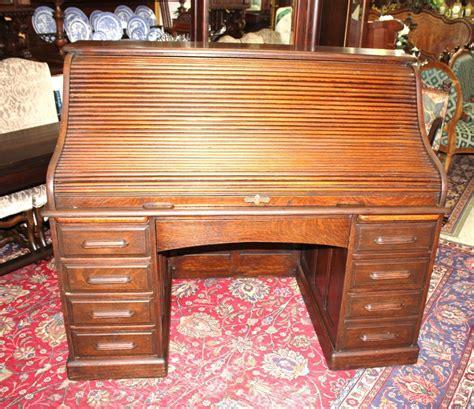 roll top desk used used oak roll top desk for sale 263 ads in us